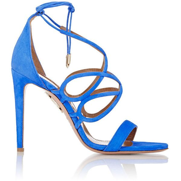 1000  ideas about Blue Strappy High Heels on Pinterest | Heeled ...