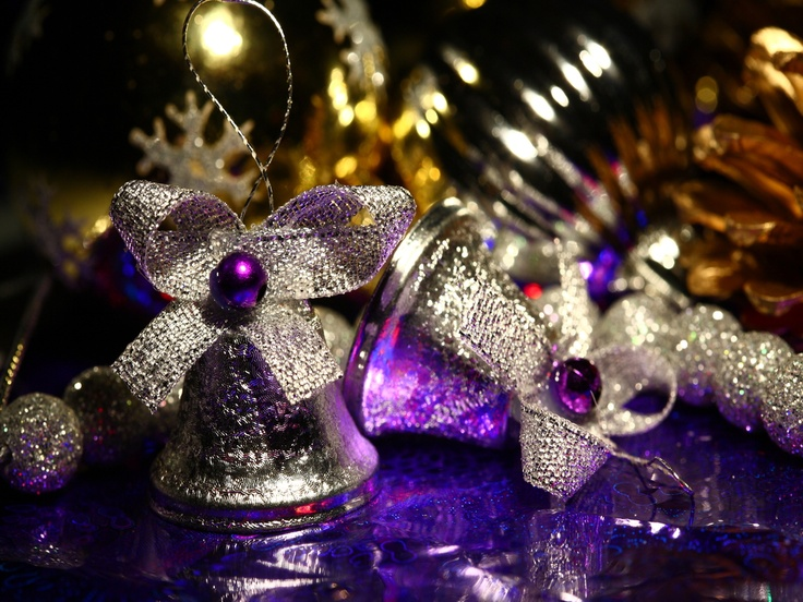 Silver Bells Decorations 93 Best Silver Bells Images On Pinterest  Christmas Bells Xmas