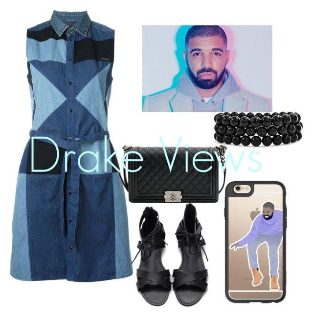 手机壳定制red bottom shoes for cheap quot Drake Views quot by stargirl      liked on Polyvore featuring beauty Diesel Chanel Bling Jewelry and Casetify