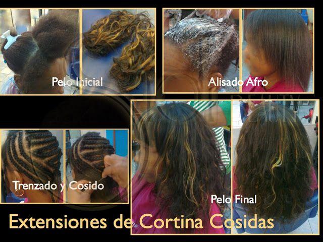 Extensiones de Cortina Cosidas | Sidi Beauty | Blog de Belleza