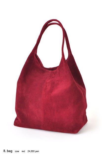 Velour Bags   [ JURGEN LEHL ] online shop