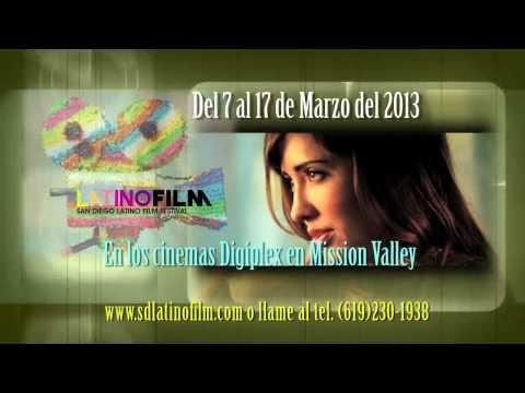 Lista de  de los actores de telenovela confirmados para el Festival de Cine Latino de San Diego 2013 #SDLFF