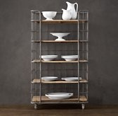 Restoration Hardware - C. 1900 BAKER'S RACK  $995 - $1295