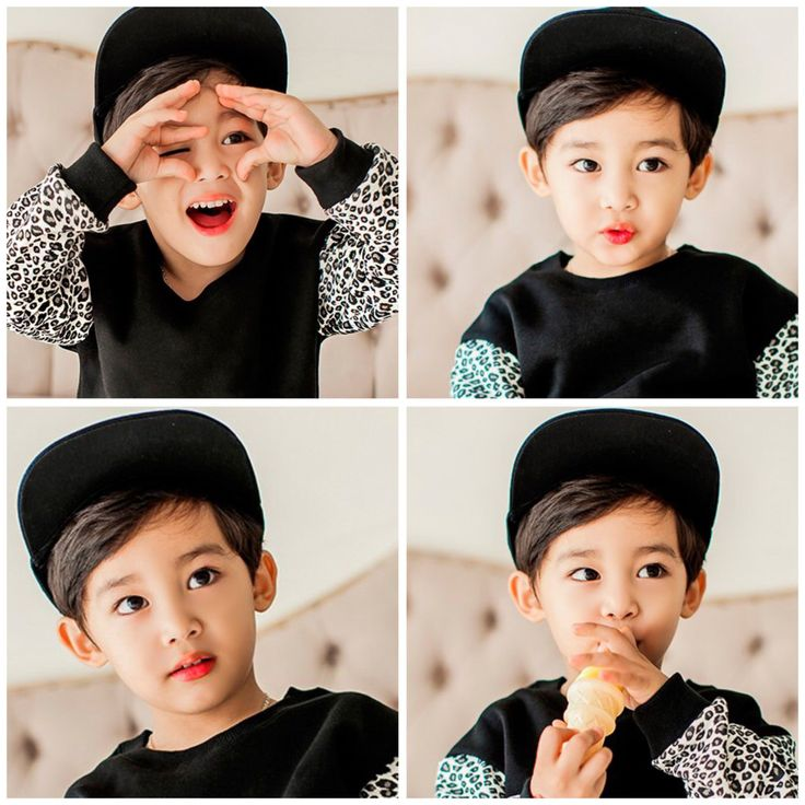 Ulzzang Kids lee daamin