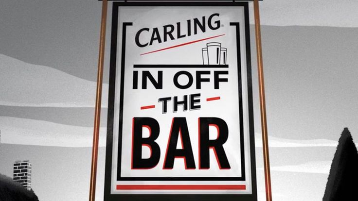Friday Night Football: In Off The Bar with Carling