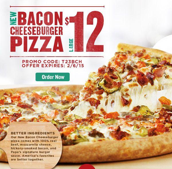17 best images about beaufort sc restaurants on - Papa john s pizza garden fresh pizza ...