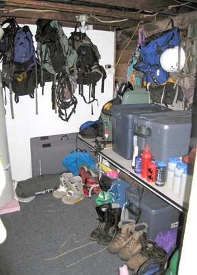 How to Store your Outdoor Gear- MAYBE THIS WILL GIVE ME SOME TIPS TO HELP STORE ALL OUR STUFF IN OUR HEATED SHED AND NOT IN THE BASEMENT OR ATTIC!