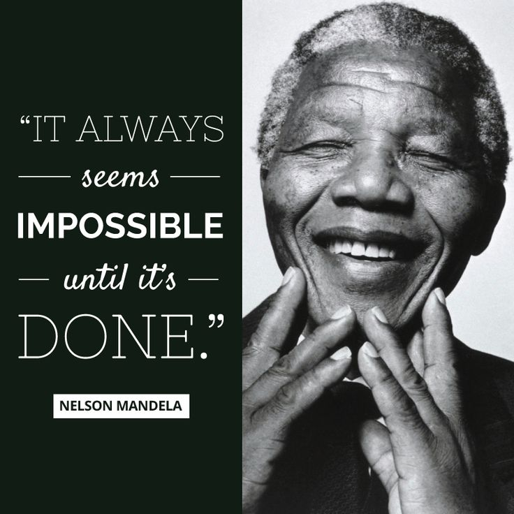 Pictures Of Nelson Mandela Quotes It Always Seems Impossible