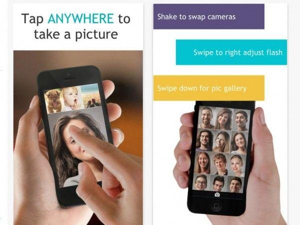 シャッターボタン押しやフラッシュ設定が片手でできる自分撮りアプリ「oSnap」 | Techable(テッカブル)-海外のネットベンチャー系ニュースサイト