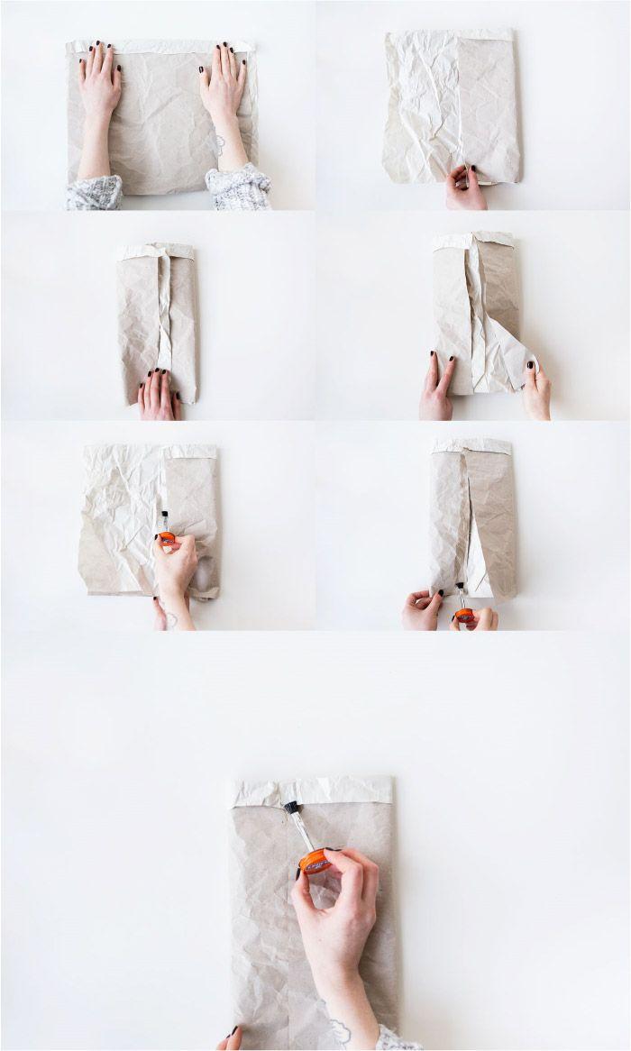 Oltre 1000 idee su sacchetti di carta su pinterest mini for Sacchetti di carta fai da te