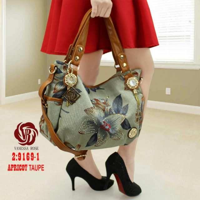 Tas Untuk Kondangan Murah Vanesa Rose 9169-1TM Bisa Buat Santai