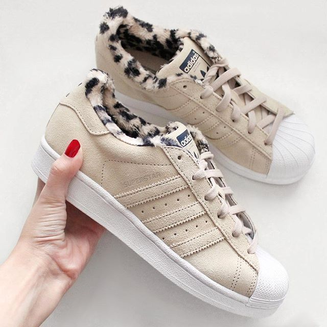 Sneakers femme - Adidas Superstar