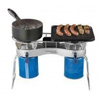 Duo grill CV kooktoestel van campingaz 57,99
