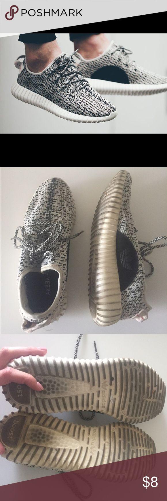 Yeezy Boost Black White sneakers Black white Yeezy Boost replica shoes. FAKE YEEZYS. Yeezy Shoes Sneakers