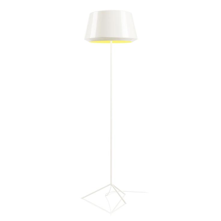 Can Floor Lights: Can Floor Light In White