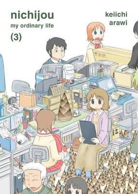 4. Nichijou Volumes 3-5. Average cost AUD $12.74 / volume