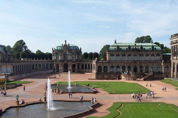 Weltweit bekannt: Der Dresdener Zwinger #VisitDresden