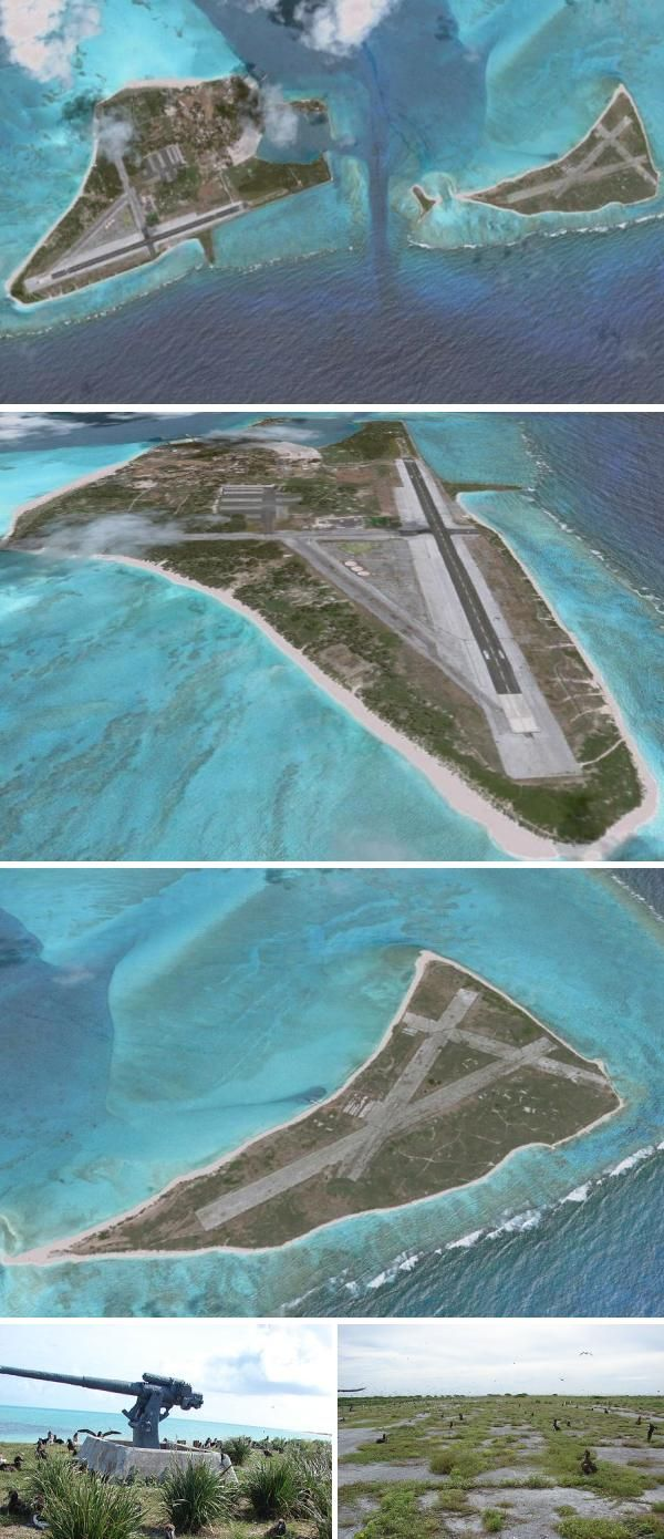 5 Abandoned American Military Airfields of the North Pacific