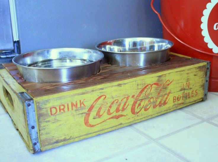 Robb Restyle: Vintage Soda Crate Repurpose