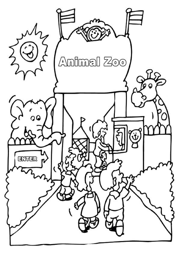 17 best Birthday - Coloring Pages images on Pinterest   Happy ...