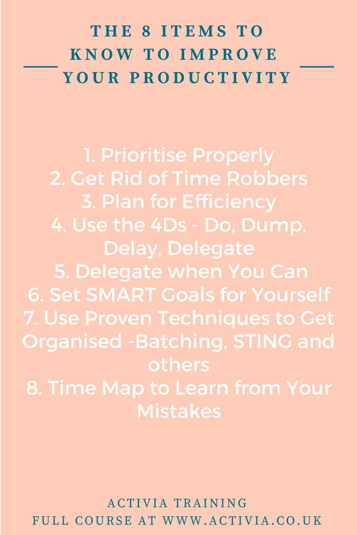 Best 25 personal training courses ideas on pinterest personal the 8 items to know to improve your productivity personaltrainingcourses xflitez Image collections