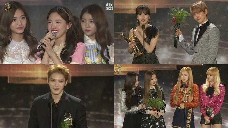 Winners Of The 31st Golden Disc Awards