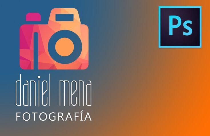 Crear mi firma / logo de fotógrafo con photoshop