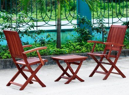 Patio Furniture Manufactured In Wood Can Suffer Through Exposure To The  Elements And Therefore Needs To