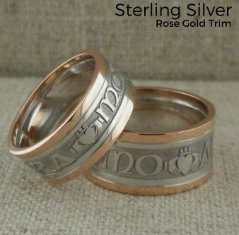 81 best Boru Wedding Rings images on Pinterest