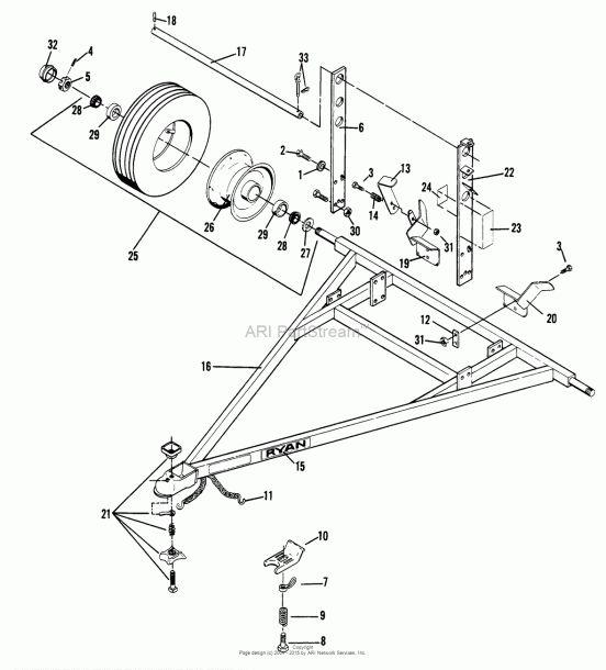 Boat Trailer Parts Diagram