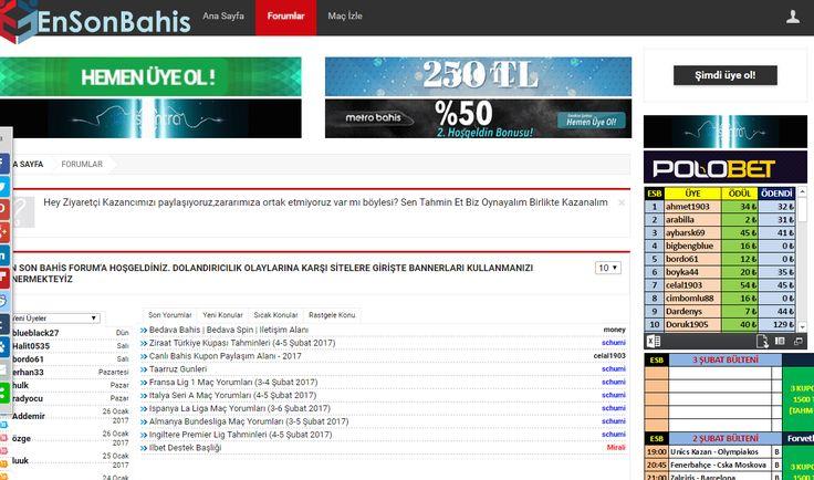www.ensonbahis.com bahis forum , bahis şirketleri , deneme bonusu
