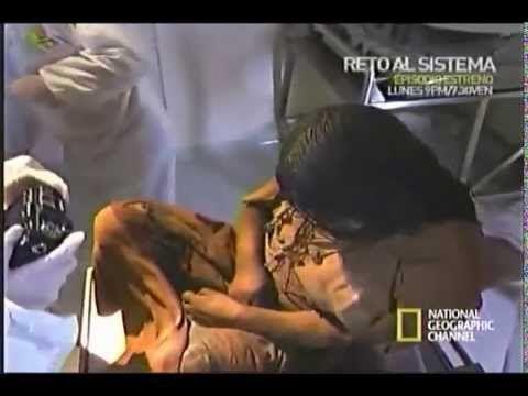 Niños momias Incas