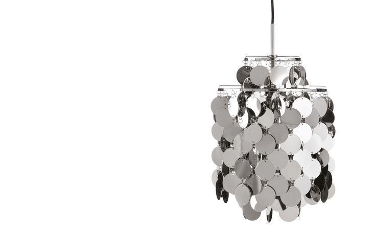 FUN 2DA - Pendant designed in 1964 by Verner Panton
