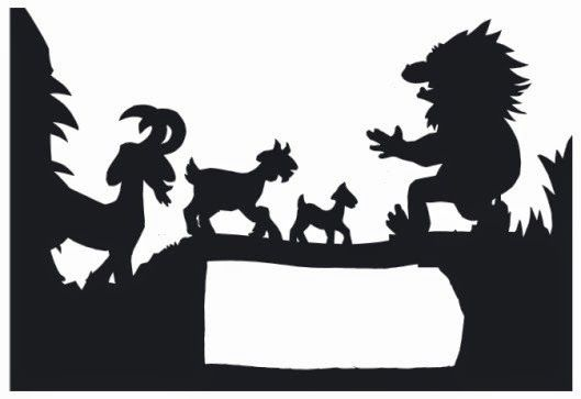 three-billy-goats-gruff-shadow-puppets.jpg 529 × 363 pixlar