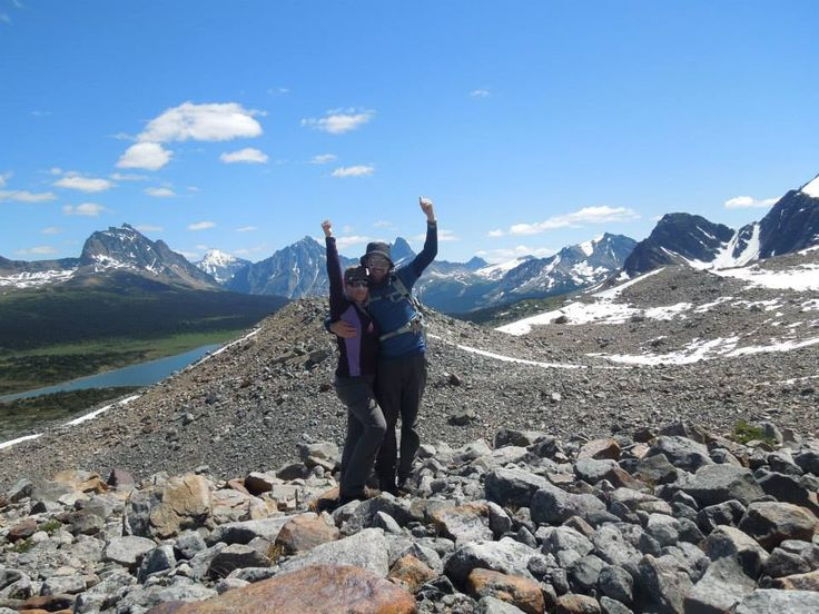 Tonquin Valley, July 2014