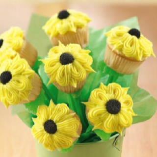 Beautiful cup cake bouquet more cup cake bouquet cake bouquets cake