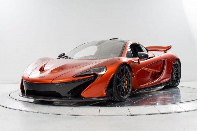 $2 Million McLaren P1 For Sale on Long Island