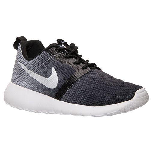 Garçons École Primaire Nike Roshe Un Casual Chaussures Poids De Vol