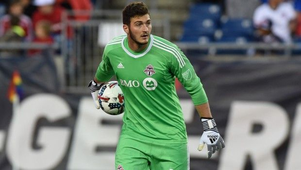 #MLS Toronto FC's Bono has emerged as GK fixture, with possible USMNT future