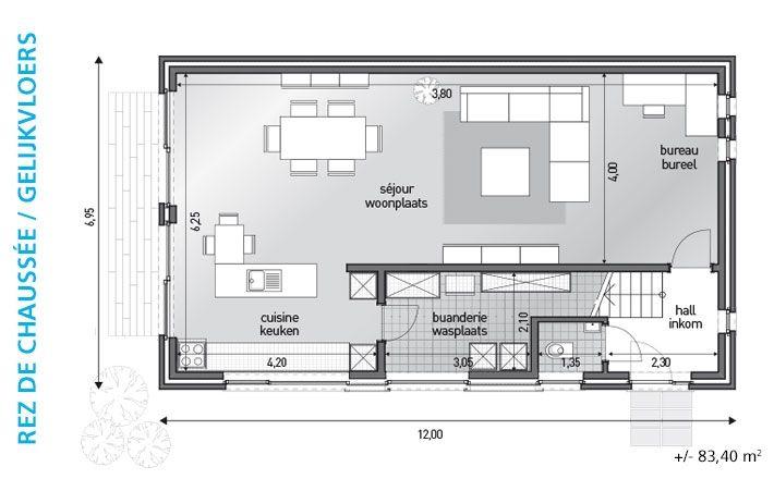 Bouw jouw woning op maat, laat je inspireren door deze moderne woning BL 286.