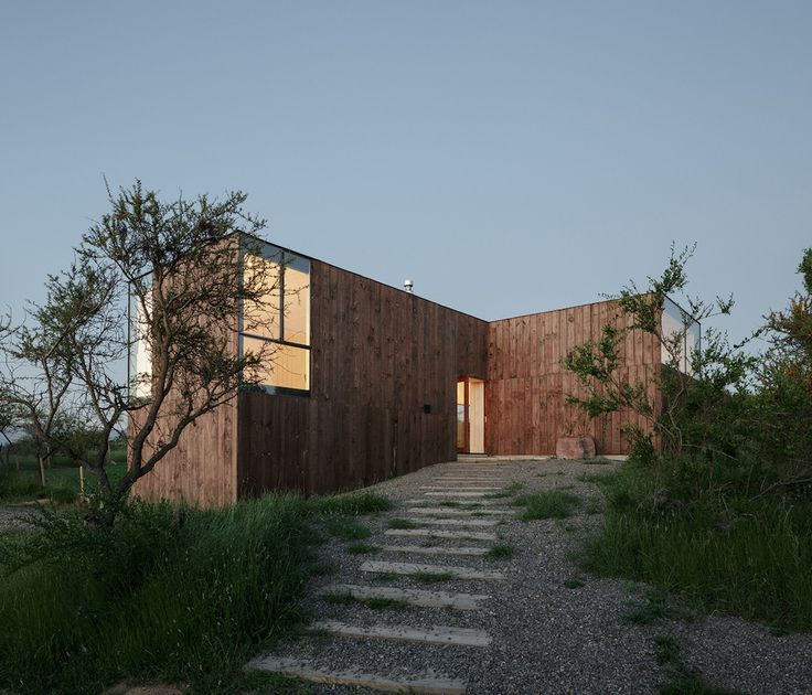 An Indoor Outdoor Retreat In Chile By Ricardo Torrejón Architects. House ...