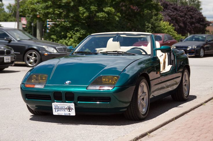 BMW Z1 still commends a high price - http://www.bmwblog.com/2014/10/01/bmw-z1-still-commends-high-price/
