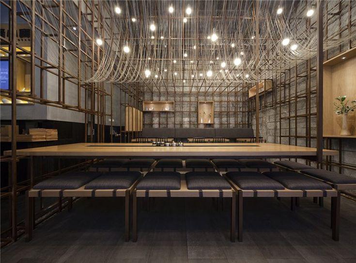 The Noodle Rack, Changsha, 2015 - LUKSTUDIO