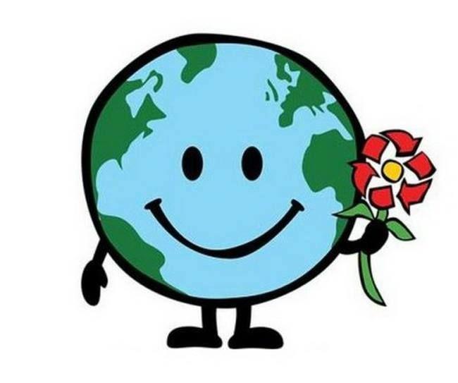 Я Люблю Землю - Счастье!
