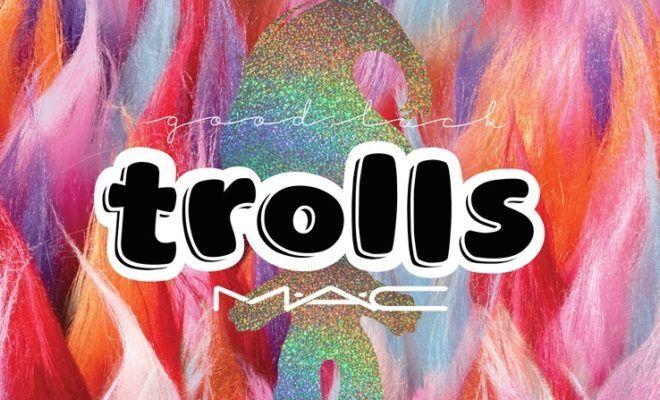 MAC Cosmetics Good Luck Trolls Collection | Gurlinterrupted