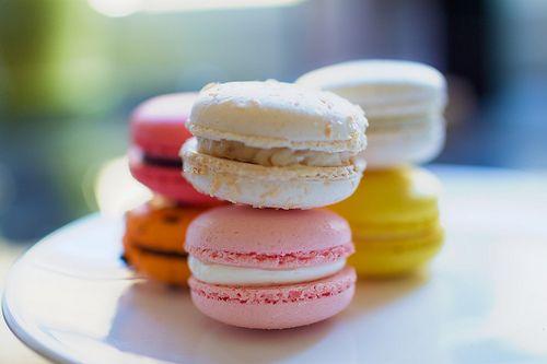 #macaron: Sweet Things, Salts Caramel, Du Macaron, Food, French Macaroons, Posts, Colors Macaron, Strawberries Peppermint, Yes Plea