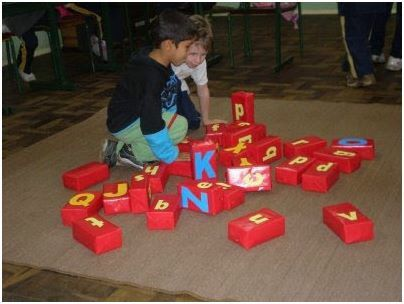 Letters boxes