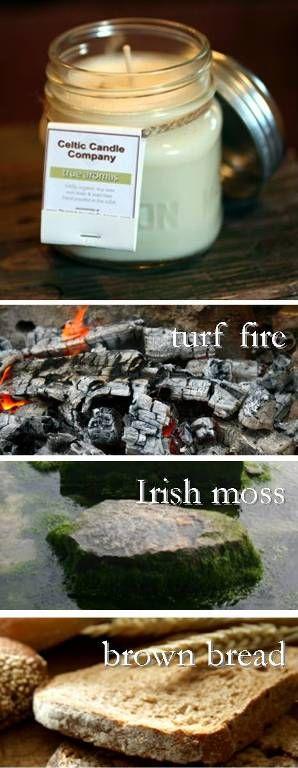 Irish Country Candle