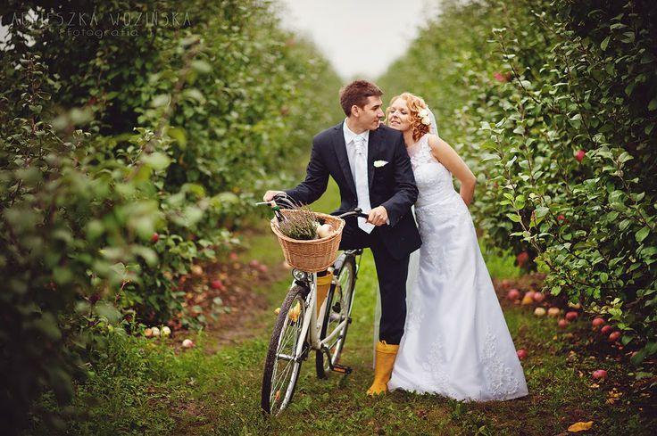 Karolina i Mateusz, plener ślubny