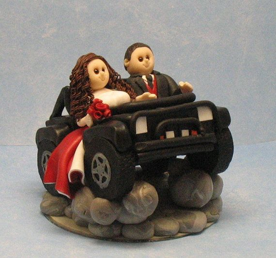 If only I was a jeep owner before my wedding!!!